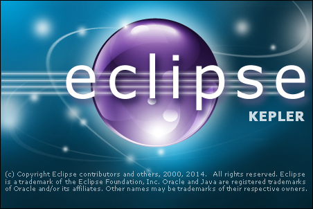 Kepler splash screen